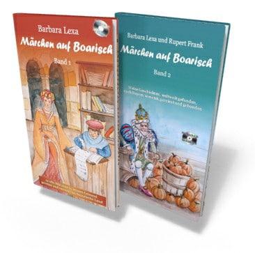 Märchen auf Boarisch Band 1 und 2